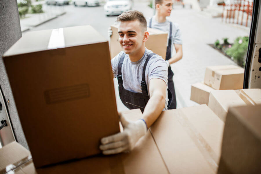 Think Local The Why and How of Hiring Professional Movers