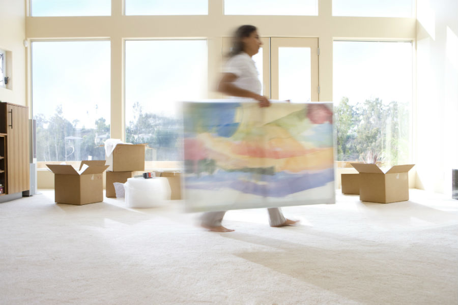 the ultimate guide to moving artwork